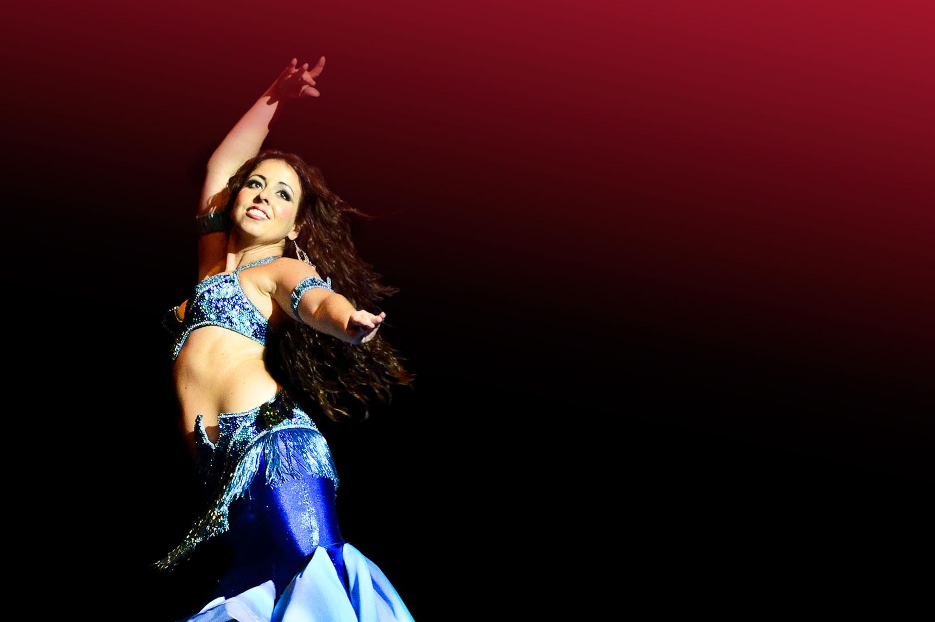 Nuar Nair bailarina
